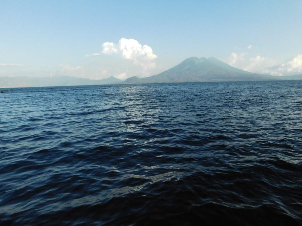 Lake Atitlan . San Marcos