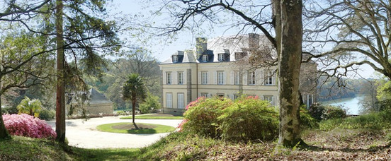 chateau_de_Locguénolé_à_Kervignac_Récept