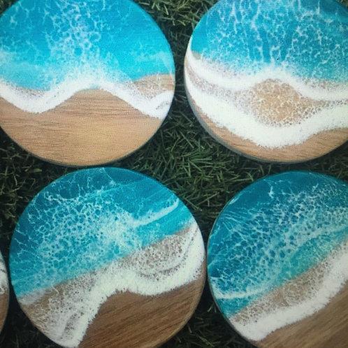 Resin Coasters