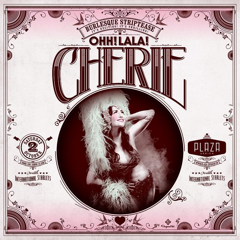 OHH! LALA! CHERIE!