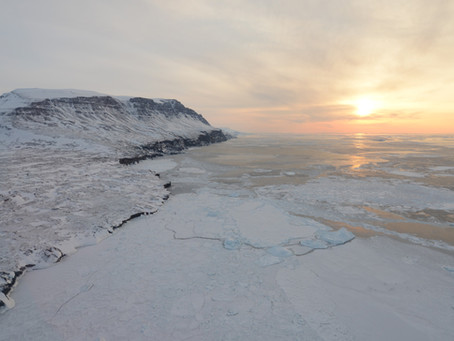 A second revised edition of the ice-free Greenland is soon coming!