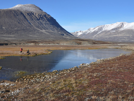 A new research project aims to identify Hg sources in Greenland - including from thawing permafrost