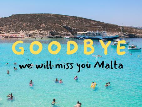 Tu pars de Malte ? Toutes ces choses vont certainement te manquer !