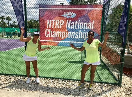 Hampshire Hills' Very Own Doubles Goes To Nationals!