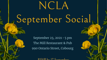 Join us for a Fall Social