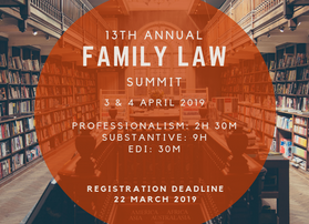 13th Annual Family Law Summit