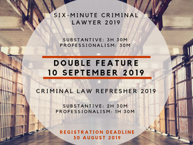Criminal Law Double Feature