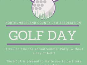 NCLA Golf Day