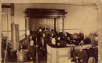 Photo of county and district lawyers