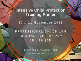Child Protection CPD