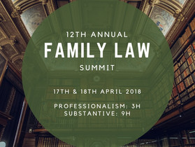 12th Annual Family Law Summit