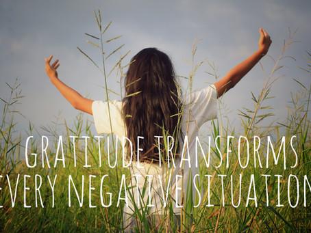 Pourquoi et comment cultiver la gratitude ?