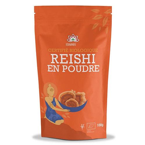 Reishi Bio en poudre 100g