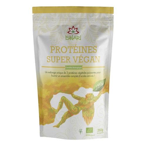 Protéines Super Vegan Bio 250g