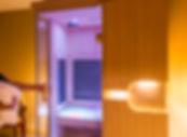 programme perte de poid, sauna infrarouge