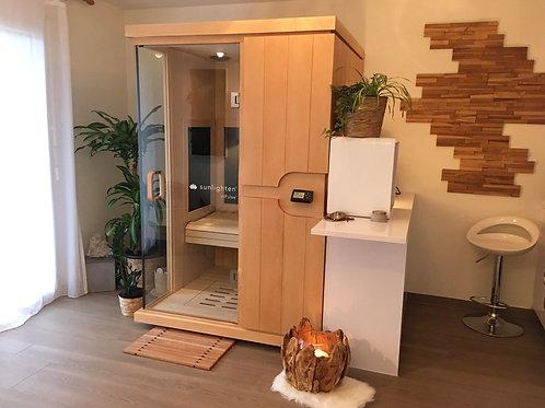 Séance de sauna infrarouge 40min