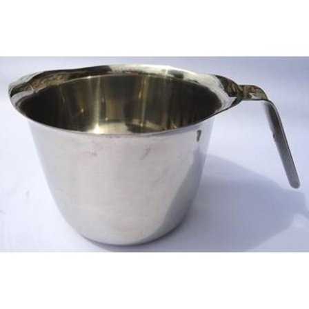 Pichet en inox 0.9 litres