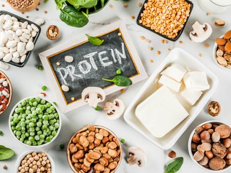 Végétarien, où trouver les protéines ?