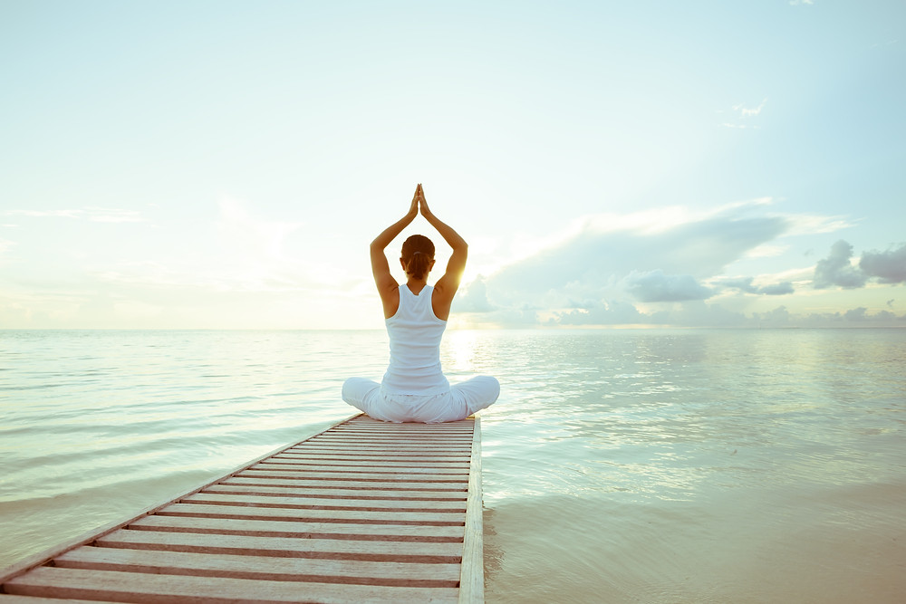 Le yoga d'été