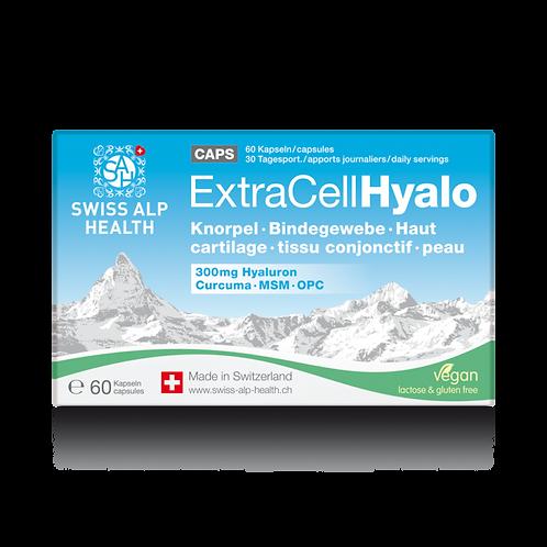 Extra Cell Hyalo caps (Vegan)