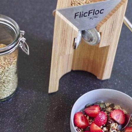 Floconneuse manuelle KoMo FlicFloc pour céréales