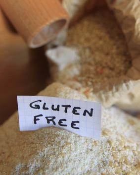 L'intolérance au gluten et/ou lactose