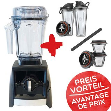 Vitamix A2500i + kit 600ml