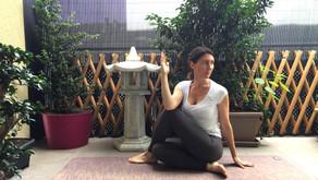 Bienfaits des torsions en Yoga