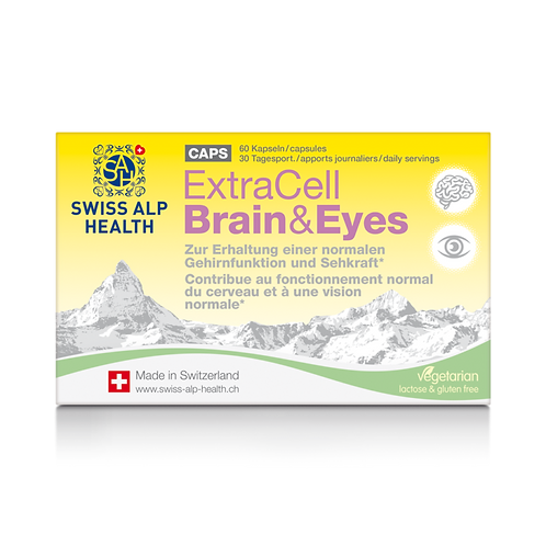 ExtraCell Brain & Eyes