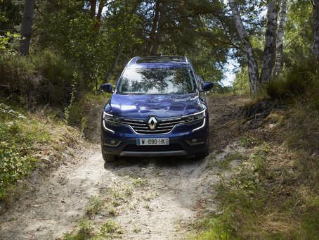 Renault Koleos – The Latest High-End Renault