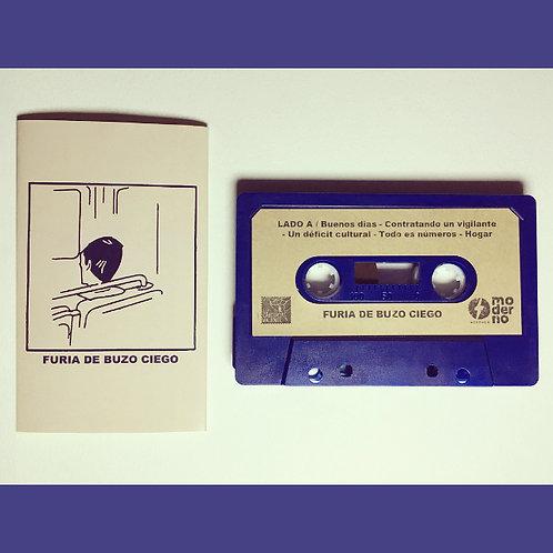 Furia de Buzo Ciego (Cassette)