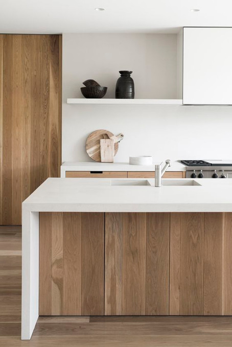 16 Best Minimal Designs for Kitchens