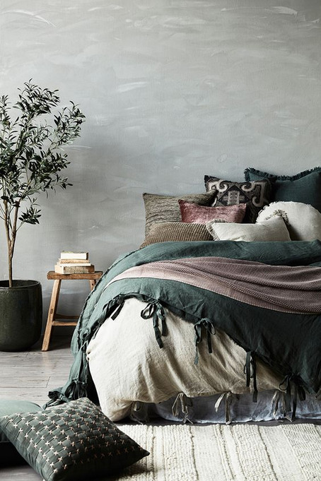 Need your bed to be cozy ? Here are a few inspirations !