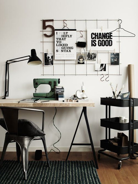 25 Best Inspirations for Work-Space at Home !