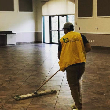 Post event cleaning services