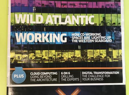 Working on the Wild Atlantic Way