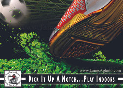 Ocala Indoor Soccer ad commission