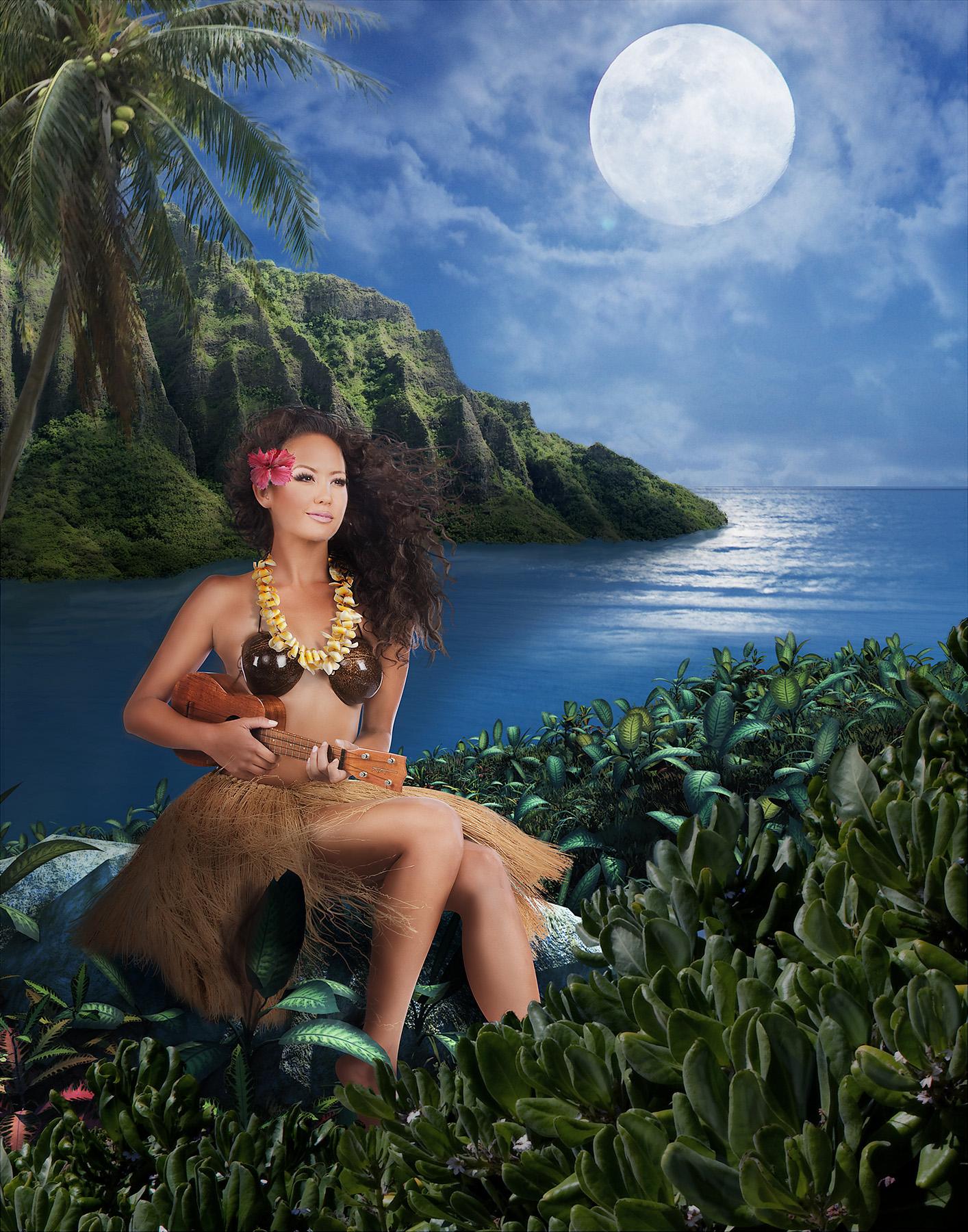 Blue Moon Hawaii