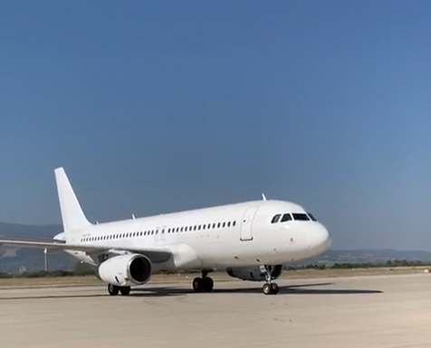 MSN 3378 Arrives in Bulgaria