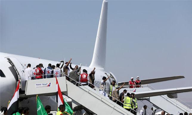 Successful Yemen Flights for Red Cross