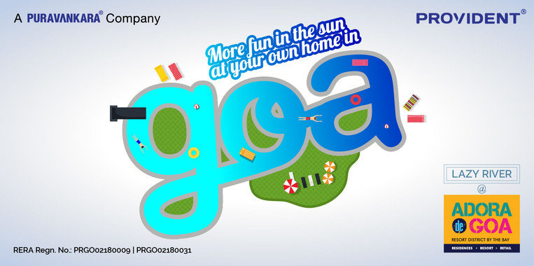 Goa is the place for the lazy