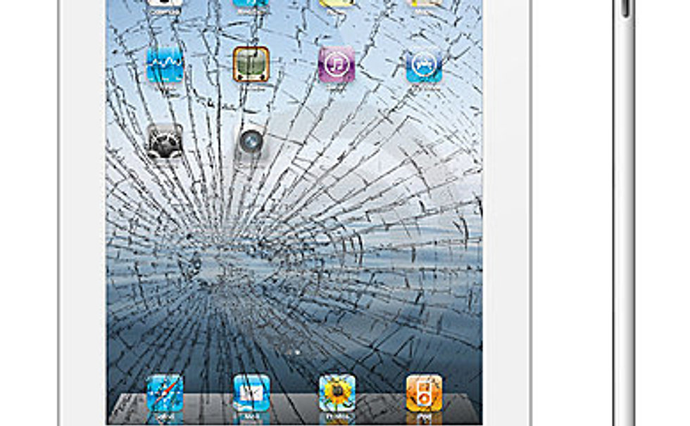 IPad 234 Glass Replacement