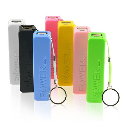 2600mAh USB Portable External Backup Battery