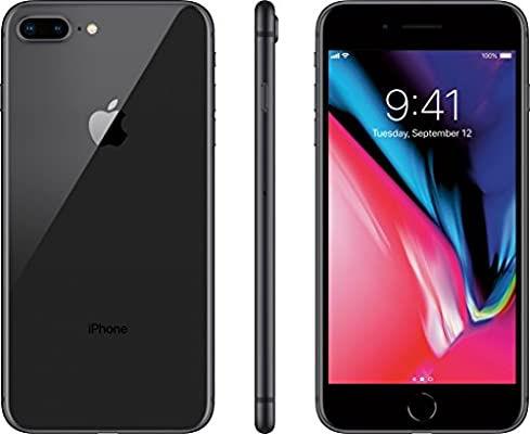 iPhone 8+ LCD / Glass Repair - Black