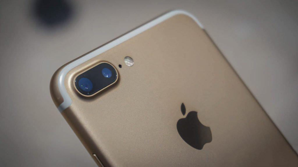 iPhone 7+ LCD / Glass Repair - White