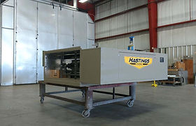 Hastings HVAC | Direct Fired Make-Up Air Unit | United States on