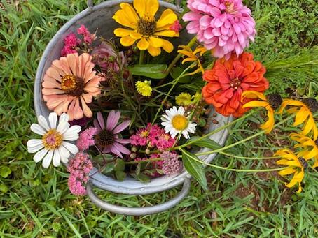 Farm Floral Bouquet