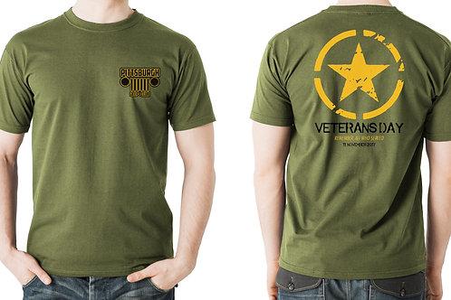 Veterans Day Shirt - 2017