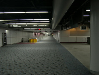 Lambert Airport's Haunted D-Concourse