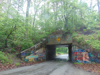 Is There Evidence of a Satanic Cult at the Seven Gates of Hell and Acid Bridge?